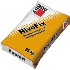 Baumit NivoFix суміш для приклеювання утеплювача ППС плит (25кг)