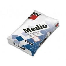 Baumit Medio клеюча суміш для керамічної плитки, шар від 4-20мм (25 кг)