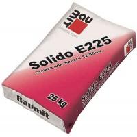 Baumit Solido E225 стяжка для підлоги (товщина від 12-80 мм) (25 кг)