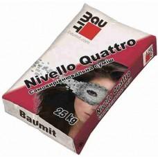 Baumit Nivello Quattro самовиравнівающаяся суміш (товщина від 1-20мм) (25кг)