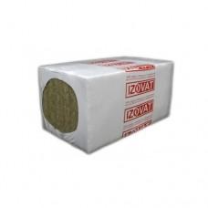 Плити мінераловатні Izovat 80кг/м.куб 1000х600х100мм