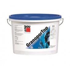 """Baumit Granopor Top акрилова штукатурка 1,5K """"баранець"""" * (зерно 1,5мм) (25 кг)"""