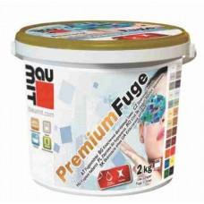 Baumit Premium Fuge затирка для швів white біла 2кг