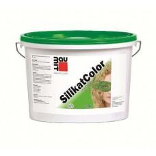 Baumit SilikatColor силікатная фарба (22,4кг)