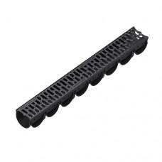 Лоток водовідвідний Spark ЛВ-10.14.10 пластиковий з пластиковою решіткою (комплект) 088208