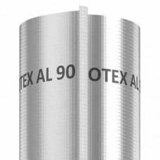 Strotex 90 AL.Пароізоляція фольгована 1,5х50 75м.кв