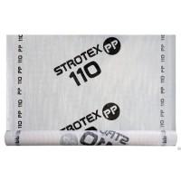 Strotex 110 Гідроізоляція (армована) РР 1,5х50 75м.кв