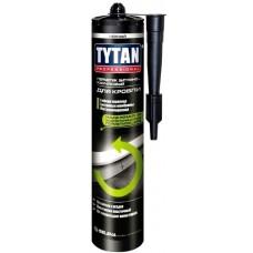 Титан покрівельний герметик каучуковий 310 мл чорний