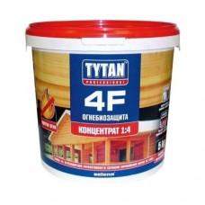 Деревозахисний засіб Титан 4F вогнебіозахист 5кг