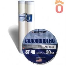 Склохолст КОЛОРИТ Спектрум Стандарт ST40(50м)
