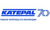 Гнучка черепиця KATEPAL (Фінляндія)