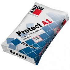 Паропроникна гідроізоляційна суміш Baumit Protect A1