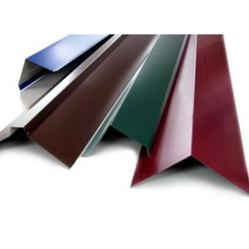 Покрівельні металеві планки