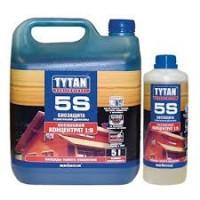 Вогнебіозахист деревини Tytan