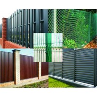 Матеріали для парканів
